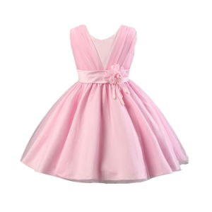 2015 New Style Summer Baby Fashion Flower Girl Dresses