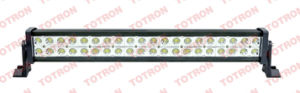 "Totron 20"" 120W Double Row LED Light Bar / Black Housing LED Truck Light/ 9-32V LED Work Light Bar"