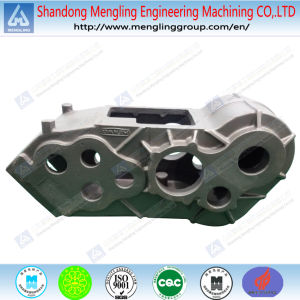 Sand Casting Agricultural Machinery Harvester Gearbox Case