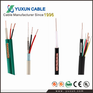 100m Shotgun Rg59 + 2 Video and Power CCTV Cable Coaxial
