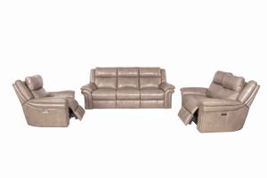 Living Room Furniture Functional Sofa with Adjust Headrest pictures & photos