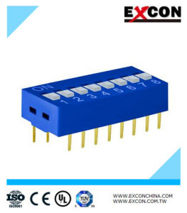 China Factory Slide DIP Switch Excon RS-08-B/ Key Switch Spare Aparts