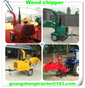 Self Power Hydraulic Wood Chipper, Wood Crusher Chipper pictures & photos