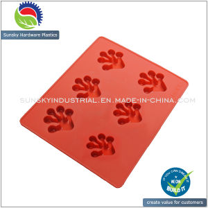 Customize Food Grade Silicone Ice Cube Tray for Kitchenware pictures & photos