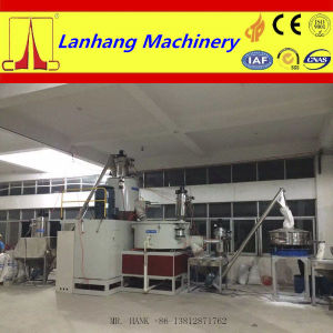 PVC Mixer with Screw Feeder System pictures & photos