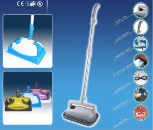 Intellgent Vacuum Steam Mop& Steam Cleaner for Sale pictures & photos