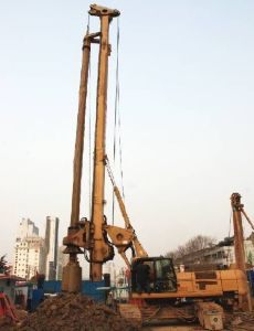 TR280D Rotary Drilling Rig - Piles for 2500mm diameter 85m depth pictures & photos