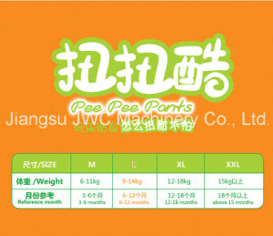 Factory Price High Quality Baby Pull up Diapers pictures & photos