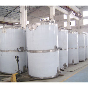 New Asme Approved Beverage Storage Tank