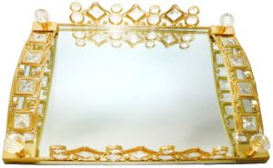 Deocrative Metal Tray (T099)