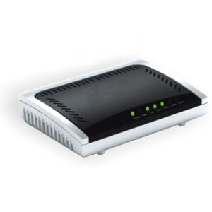 China 4port ADSL2+ Wireless Router (BROADCOM) - China