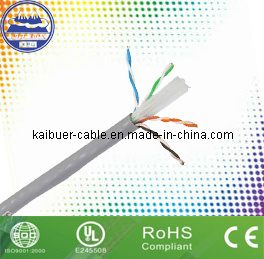 China Manufacturer Factory Price Network Cable CAT6 UTP LAN Cable