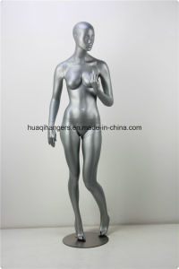Full Body Grey Famale Mannequin, Famale Mannequins pictures & photos