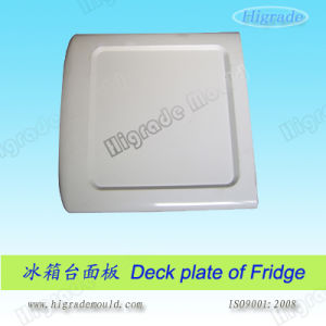 Injection Mould/Plastic Molding/Refrigerator Plastic Molding Part (HRD-H63) pictures & photos