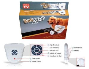 Pet Products(Ultrasonic Bark Stop Collar-CE) (YF-015)