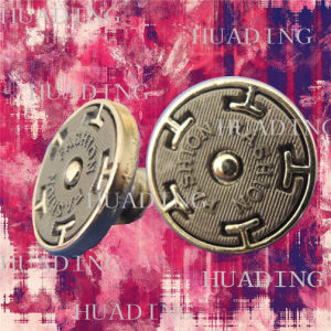 High Quality Special Design Jeans Button for Garment (SK00382)