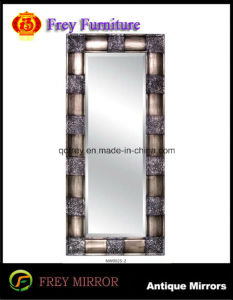 High Quality Decoratie Wall Wooden Framed Mirror pictures & photos