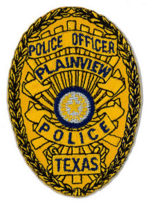 Embroidered Emblem-Police pictures & photos