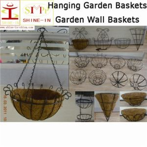 Beau China Hanging Basket With Liner, Hanging Basket With Liner Manufacturers,  Suppliers | Made In China.com