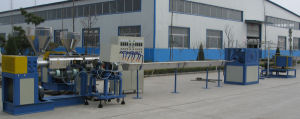 PVC Spiral Hose Extrusion Line pictures & photos