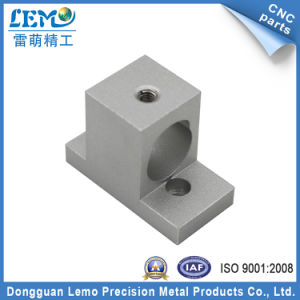 Precision Custom CNC Machining Part of Nipple (LM-0517A) pictures & photos