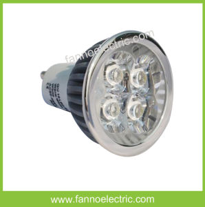 4W LED Spot Light (GU10-4X1W-W-01)
