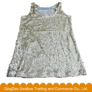 Summer Sequin Sexy Ladies Dress