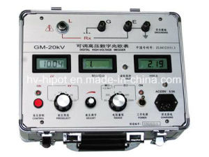GM-10kV High Voltage Insulation Resistance Tester pictures & photos