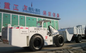 Underground Mining Truck Xdcy-1A 1.0 Cbm 2.0 Ton pictures & photos