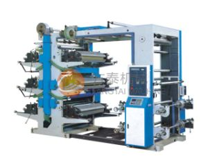 BOPP Film Printing Machine 6 Color (CE) pictures & photos