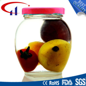 Wholesale 410ml Food Grade Glass Jar (CHJ8312)