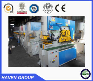 Punching machine Q35Y with CE standard pictures & photos