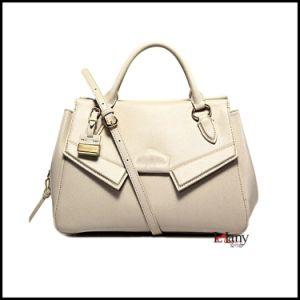 New Arrival Brand Name 2017 Red Color Business Women Handbag Pu Bag