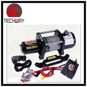 Electric Winch pictures & photos