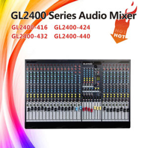 Skytone Produced Mixing Console Gl2400-424 Audio Mixer pictures & photos
