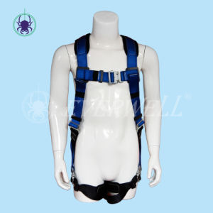 Full Body Harness with One-Point Fixed Mode and EVA Protection Pad (EW0112H)