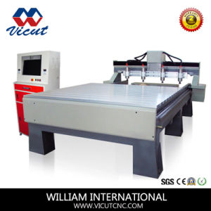 Cylindrical CNC Wood Machine with Rotary Axis (VCT-1518FR-4H) pictures & photos