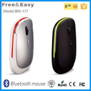 55d33298953 China Good Handle Feel 3D Laptop Bluetooth Mini Flat Mouse - China ...
