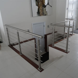 Top Seller Balcony Stainless Steel Railing Design (HR1345C-4) pictures & photos