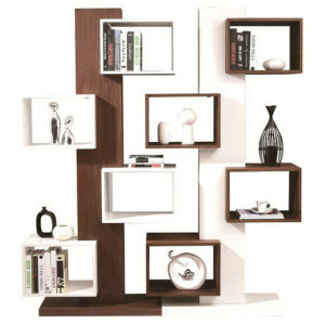 Italian Style Bookshelf Convenient Lockers E285