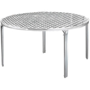 Outdoor Aluminum Cafe/Restaurant Table (DT-06164R) pictures & photos