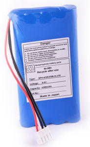 8pH-4/3A3700-H-J18 Battery for Fukuda Fx-7100