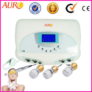 Portable Ultrasonic Facial Msassage Skin Tightneing Mesotherapy Machine pictures & photos