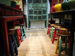 Match Well of Chinese and Western Table Antique Furniture