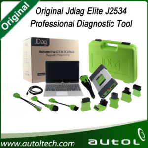 Newest Original Jdiag Elite J2534 Professional Diagnostic and Coding Programming Tool for USA, Europe and Japan Cars pictures & photos