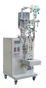 Small Pouch Sauce Packing Machine