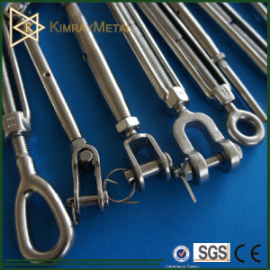 High Polished Stainless Steel Rigging Screw