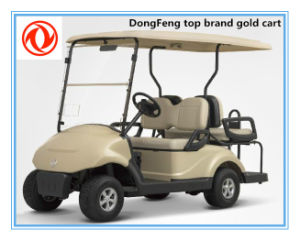 Factory Supply Electric 4 Seats Golf Cart Made in China