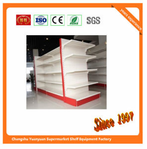 Fast Sales Retail Shelf with Back Hooking Holes