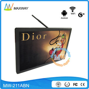 21.5 Inch Network Android Digital Signage Player for Advertising (MW-211ABN) pictures & photos